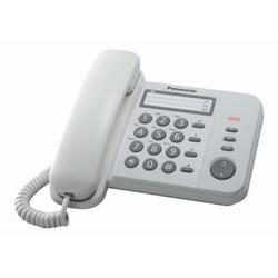 Panasonic - Telefono a Filo KX-TS520EX1 Bianco