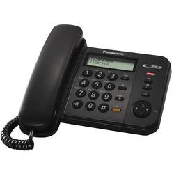 Panasonic - Telefono a Filo KX-TS580EX1 Nero