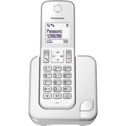 Panasonic - Cordless KX-TGD310 Argento