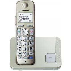 Panasonic - Cordless TASTI GRANDI KX-TGE210JTN  METAL
