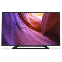 "Philips - 40PFT4100 40"" Full HD Black"
