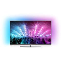 "Philips - 49PUS7181 49"" 4K Ultra HD Ambilight Smart TV Wi Fi"