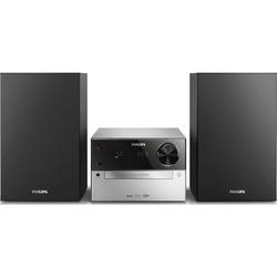 Philips - MCB2305/10 argento-nero