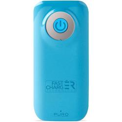 PURO - Power Bank 4000 mAh Blu