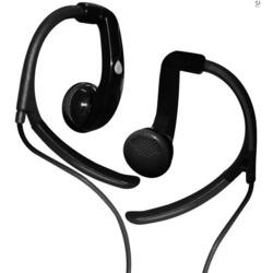 PURO - Auricolari con microfono Sport  Neri