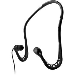 PURO - IPHFSPORT4BLK AURICOLARE SPORT ARCHETTO IN EAR NERO