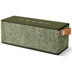 FRESH 'N REBEL - CASSA BT 12W ROCKBOX BRICK FABRIQ EDITION ARMY