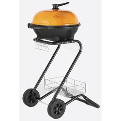 R.G.V. - 110552BBQ nero-arancione