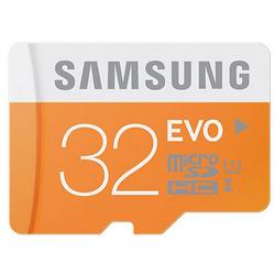 Samsung - Memoria Micro SD 32GB  MicroSDHC EVO