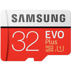 Samsung - MEM.MICRO SD 32GB EVO PLUS XC CL.10 C/ADATT.SD