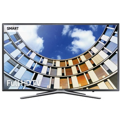 "Samsung - UE32M5500 32"" Full HD Smart TV Wi-Fi Titanio LED TV"