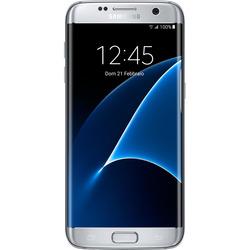 """Samsung - Galaxy S7 5,5""""  edge SM-935FZ 32GB 4GB RAM  4G LTE Grigio Impermeabile"""