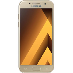 """Samsung - Galaxy A3  ed 2017  SM-320FZ 4,7"""" 2 GB 16GB  4G Oro"""