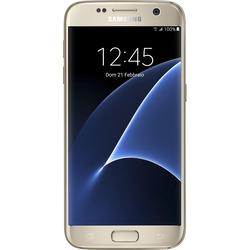 """Samsung - Galaxy S7 5,1""""  SM-930FZ   4G LTE  Oro + Auricolari BT Level U Nero"""