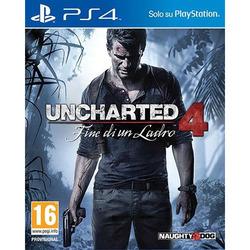 Sony - PS4 UNCHARTED 4 FINE DI UN LADRO9454311