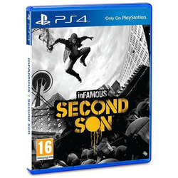 Sony - PS4 INFAMOUS SECOND SON INFAMOUS SECOND9278771