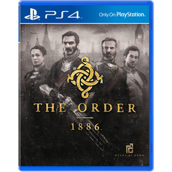 Sony - PS4 THE ORDER: 1886 9284598