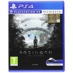 Sony - PS4 ROBINSON THE JOURNEY9865858