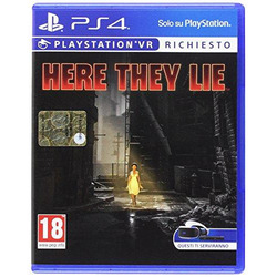 Sony - PS4 HERE THEY LIE VR 9872757
