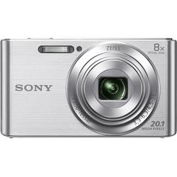 Sony - DSC-W830  silver
