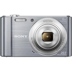 """Sony - DSC-W810  2,7"""" 20,1Mpx Silver"""