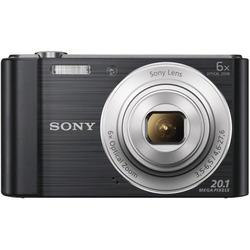 """Sony - DSC-W810  2,7"""" 20,1Mpx Nero"""