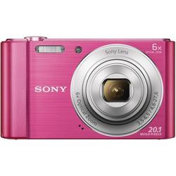 """Sony - DSC-W810  2,7"""" 20,1Mpx Pink"""