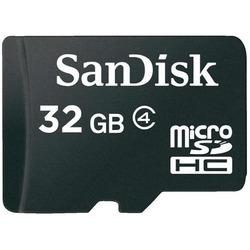 SanDisk - Memoria Micro SD 32GB MicroSDHC