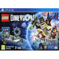 Warner Bros - Gioco PS 4 Lego DIMENSIONS Starter Pack
