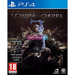 Warner Bros - PS4 LA TERRA DI MEZZO L'OMBRA DELLA GUERRA1000647183