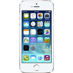 Tim - iPhone 5s  4G 16GB Silver - TIM