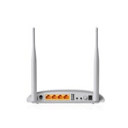 TD-W9970 Fast Ethernet Bianco router wireless