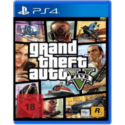 TAKETWO - Gioco PS4 Grand Theft Auto V