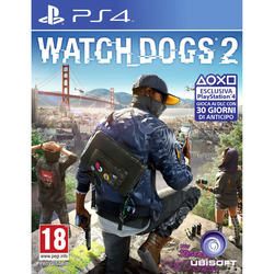 Ubisoft - Gioco PlayStation 4 Watch Dogs 2