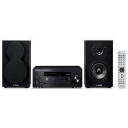 Yamaha - MCR-N470D Musiccast Micro Hi Fi  30W Nero