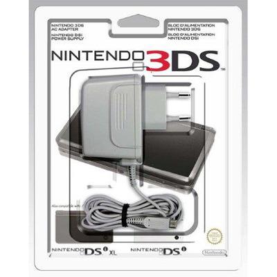 CARICABATTERIE PER 3DS/3DSXL/DSI
