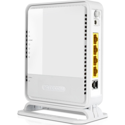 WLM-3600 N300 Wi-Fi Modem Router X3 incl. USB 2.0 Port