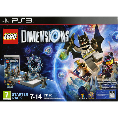 Gioco PS3 Lego DIMENSIONS Starter Pack