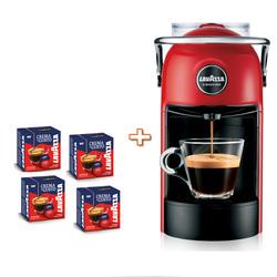 Lavazza - JOLIE rosso + 64 capsule di caffè