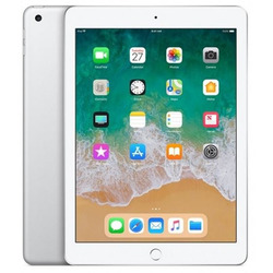 Apple - IPAD 2018 WI-FI + CELLULAR 128GB MR732TY/A silver