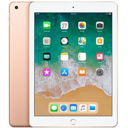 Apple - IPAD 2018 WI-FI + CELLULAR 128GB MRM22TY/A oro