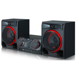 LG - CK56 nero-rosso