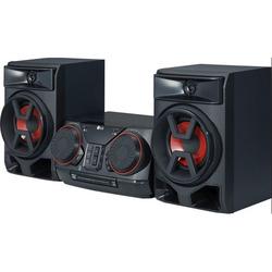 LG - CK43 nero-rosso