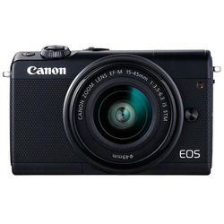 Canon - EOS M100 + EF-M 15-45MM IS STM 2209C012 nero