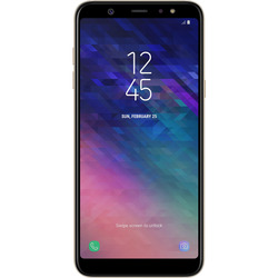 Samsung - GALAXY A6 PLUS SM-A605 oro