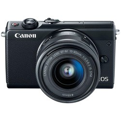 Canon - EOS M100 + 15-45MM nero