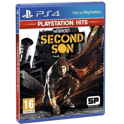 Sony - PS4 INFAMOUS: SECOND SON 9701811