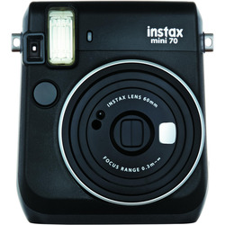 FUJI - INSTAX MINI 70 nero