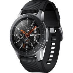 GALAXY WATCH SM-R800 nero-silver
