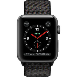 Apple - APPLE WATCH 3 42MM GPS + CELLULAR nero